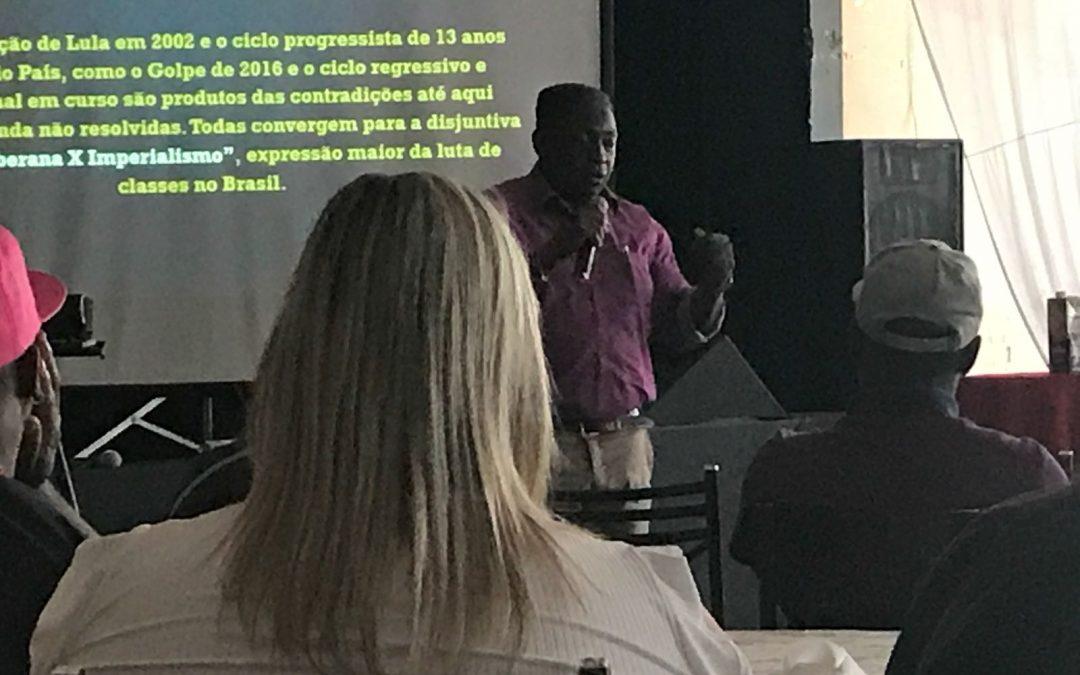 Batatais sedia Curso PCdoB e as Eleições da Macro de Ribeirão Preto