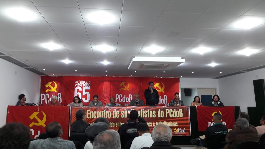 8° Encontro de Sindicalistas, Trabalhadoras e Trabalhadores do PCdoB SP aprova Resolução Política