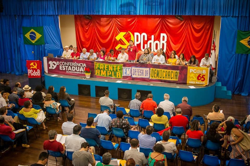 PCdoB-SP: Disputar o voto em 2020, criando condições para 2022