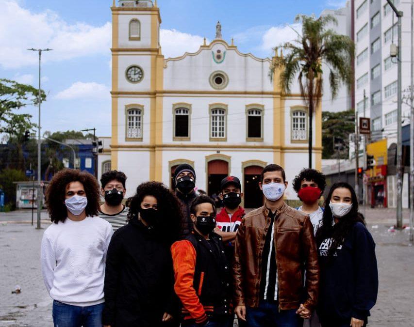 Jovens comunistas lançam programa e pré-candidatura: Guarulhos, cidade progresso!