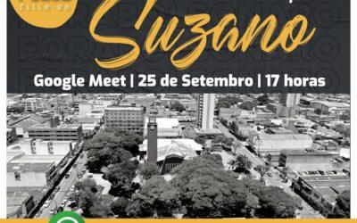 Comitê de Suzano convoca conferência municipal