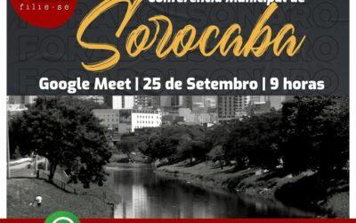 Comitê de Sorocaba convoca conferência municipal