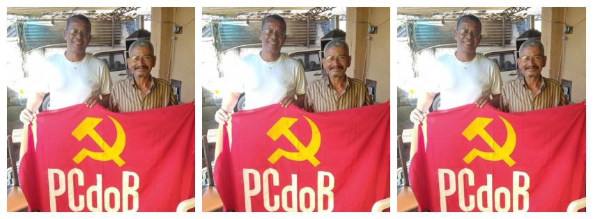 Dunga: Minha homenagem ao camarada e líder Benedito Cintra